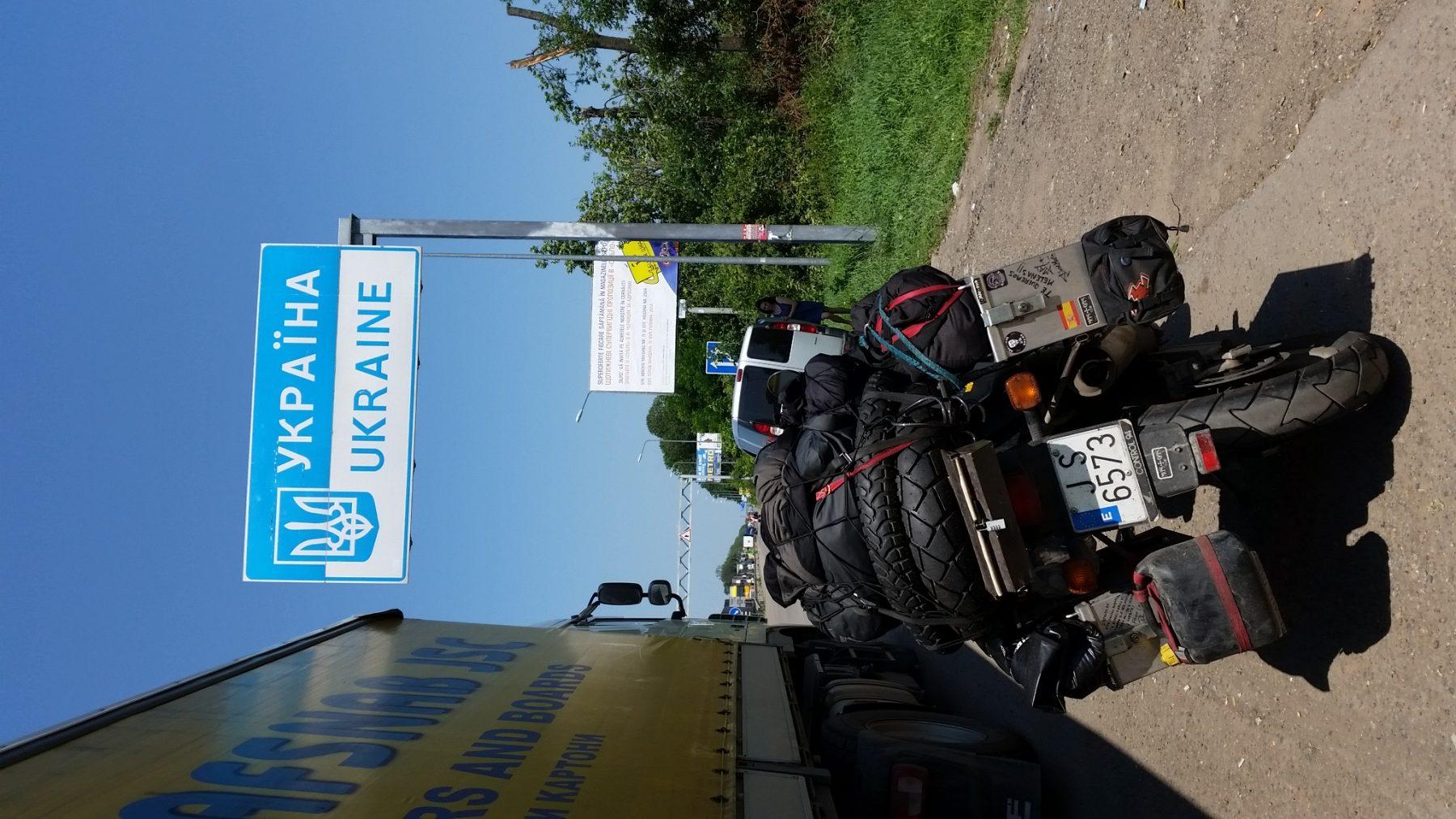 Entrada A Ucrania
