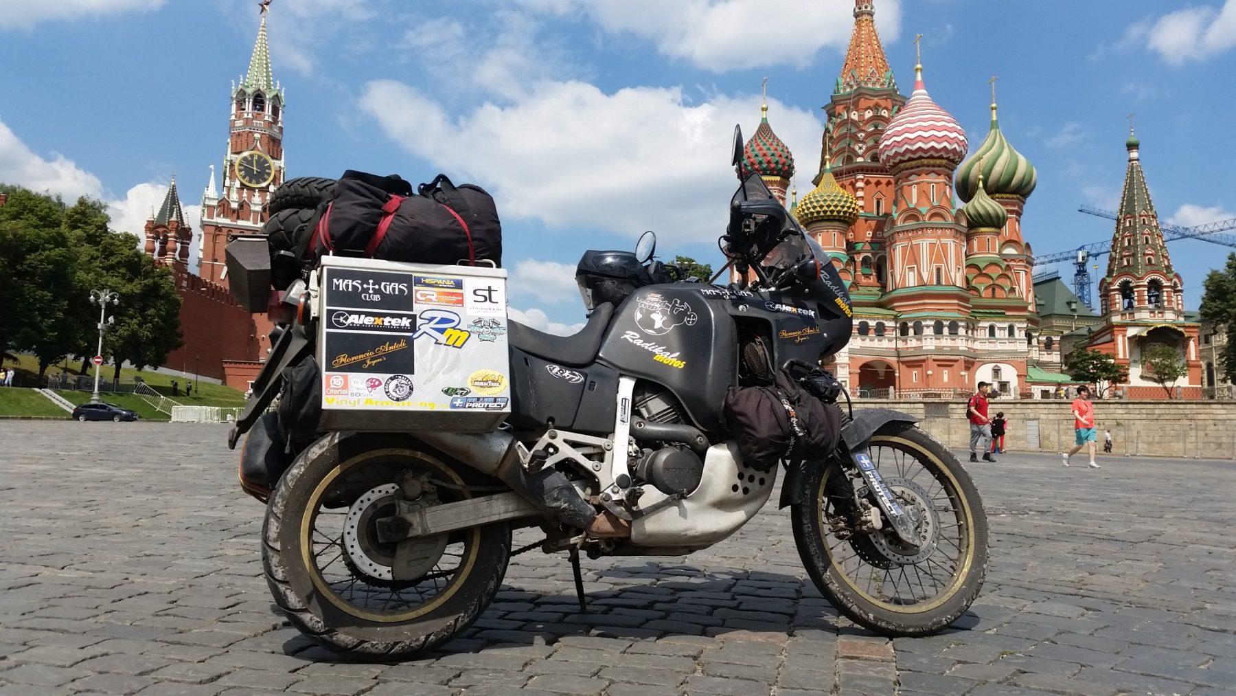 30 De Junio. Entrada Rusia Y MOSCU