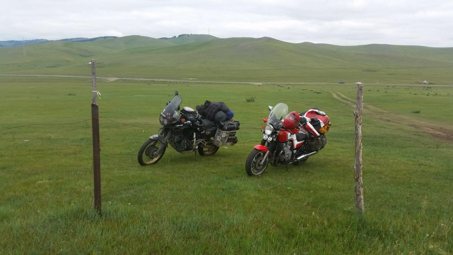 5 Y 6 De Agosto De 2016 Salida De Mongolia Y Rumbo A Ulán Udé
