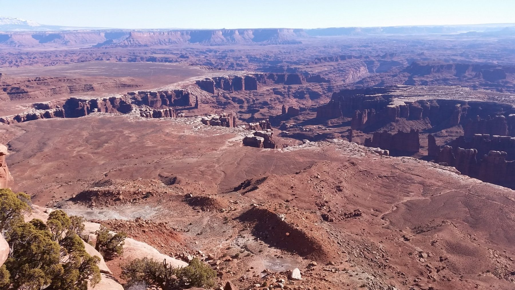 CANYONLANDS, National Park – 19 Dic 2016