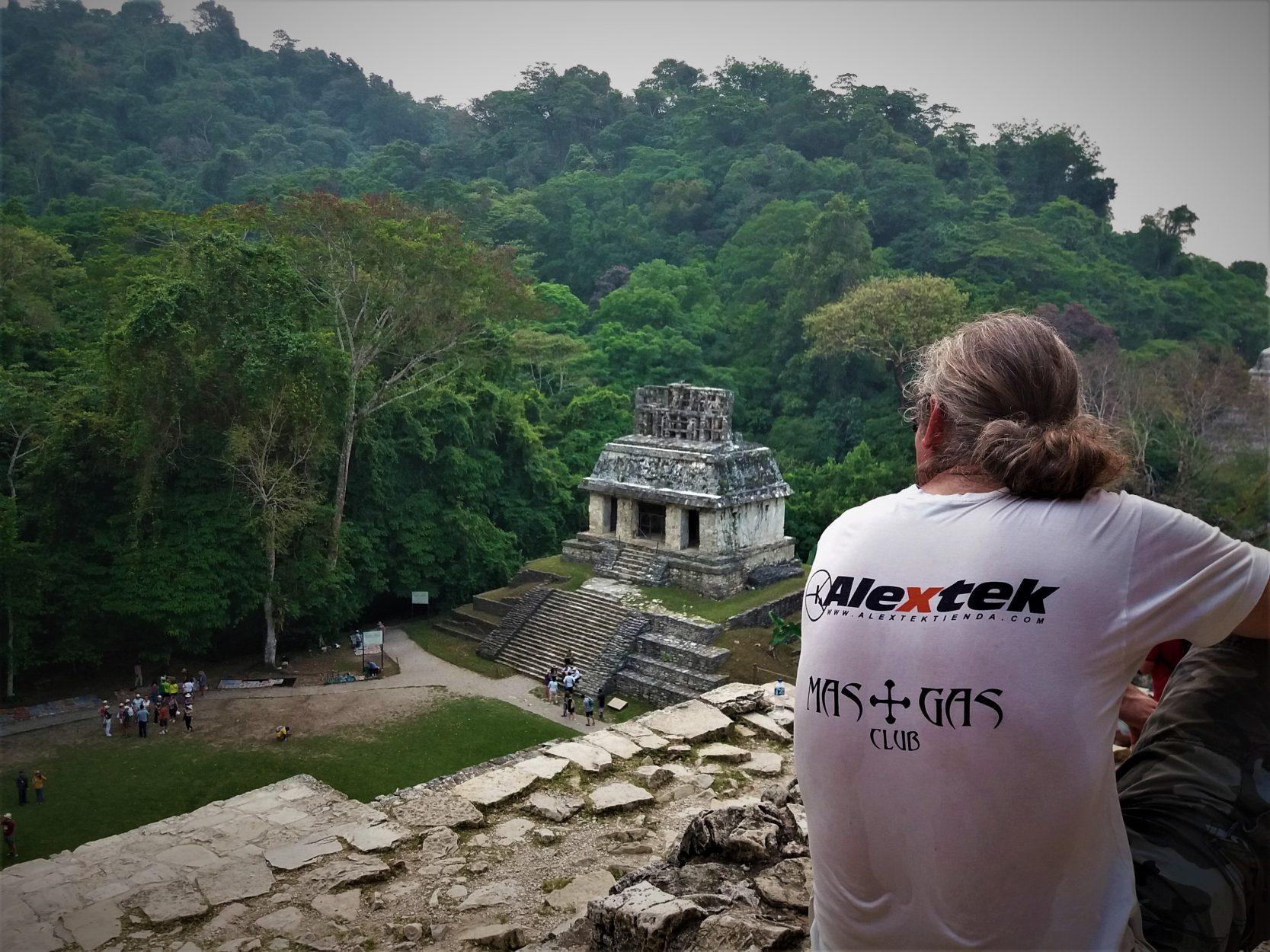 CHIAPAS II (Palenque Y Cascadas Aguas Azules) 27 Abril 2017