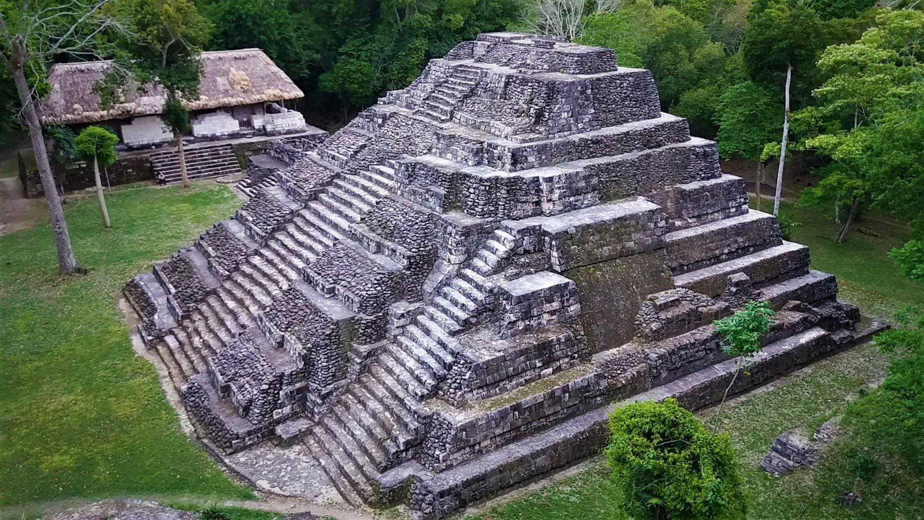 GUATEMALA: Ruinas Mayas De Yaxhá Y Tikal (12 De Junio De 2017)