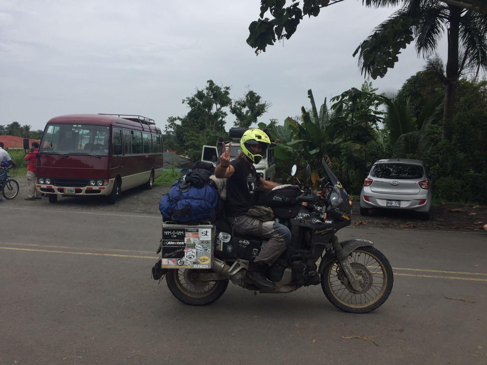 PANAMA – Bocas Del Toro (14 De Julio De 2017)