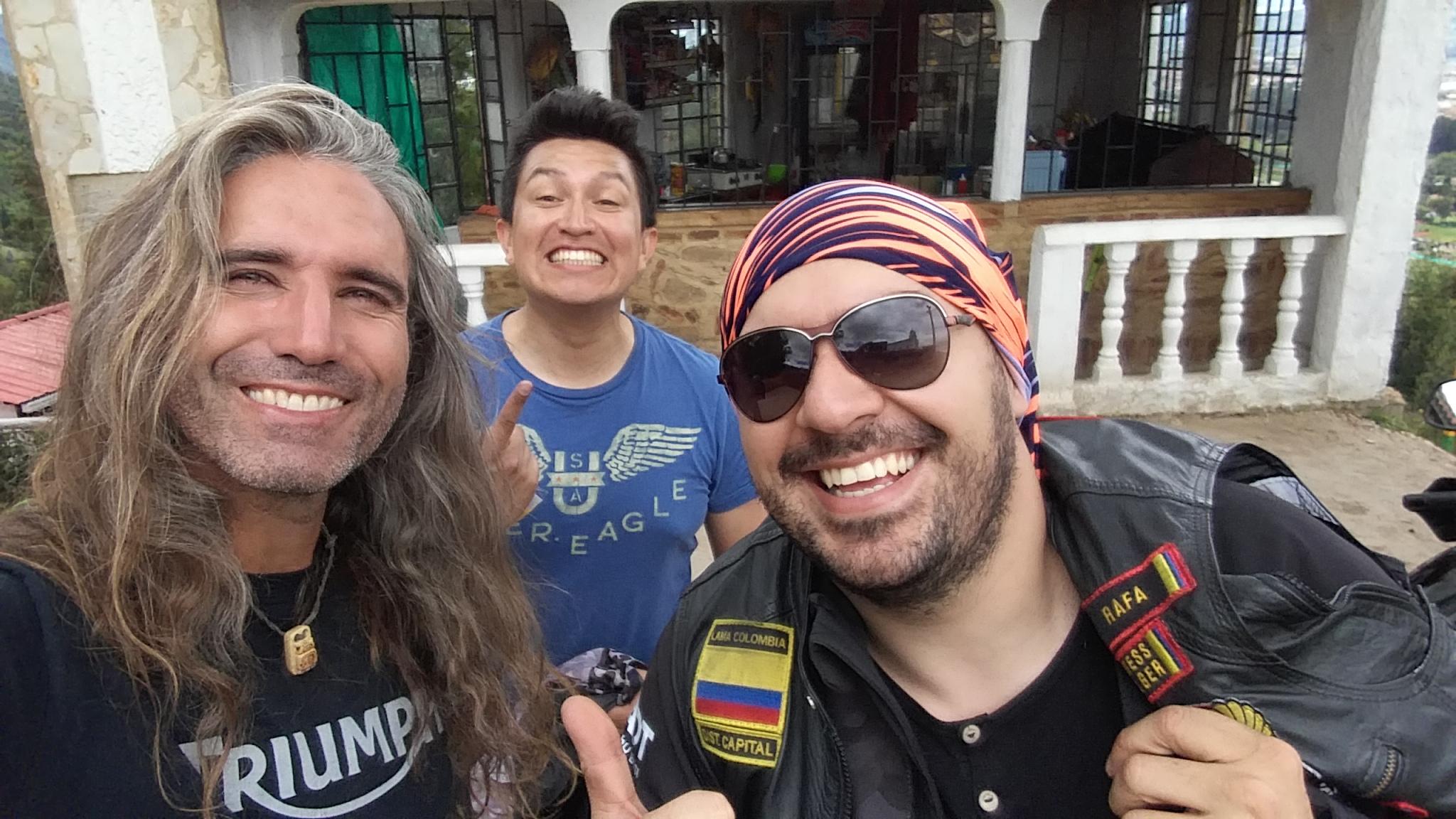 Ruta Por Los Alrededores De Bogotá –  COLOMBIA (15 Agosto 2017)