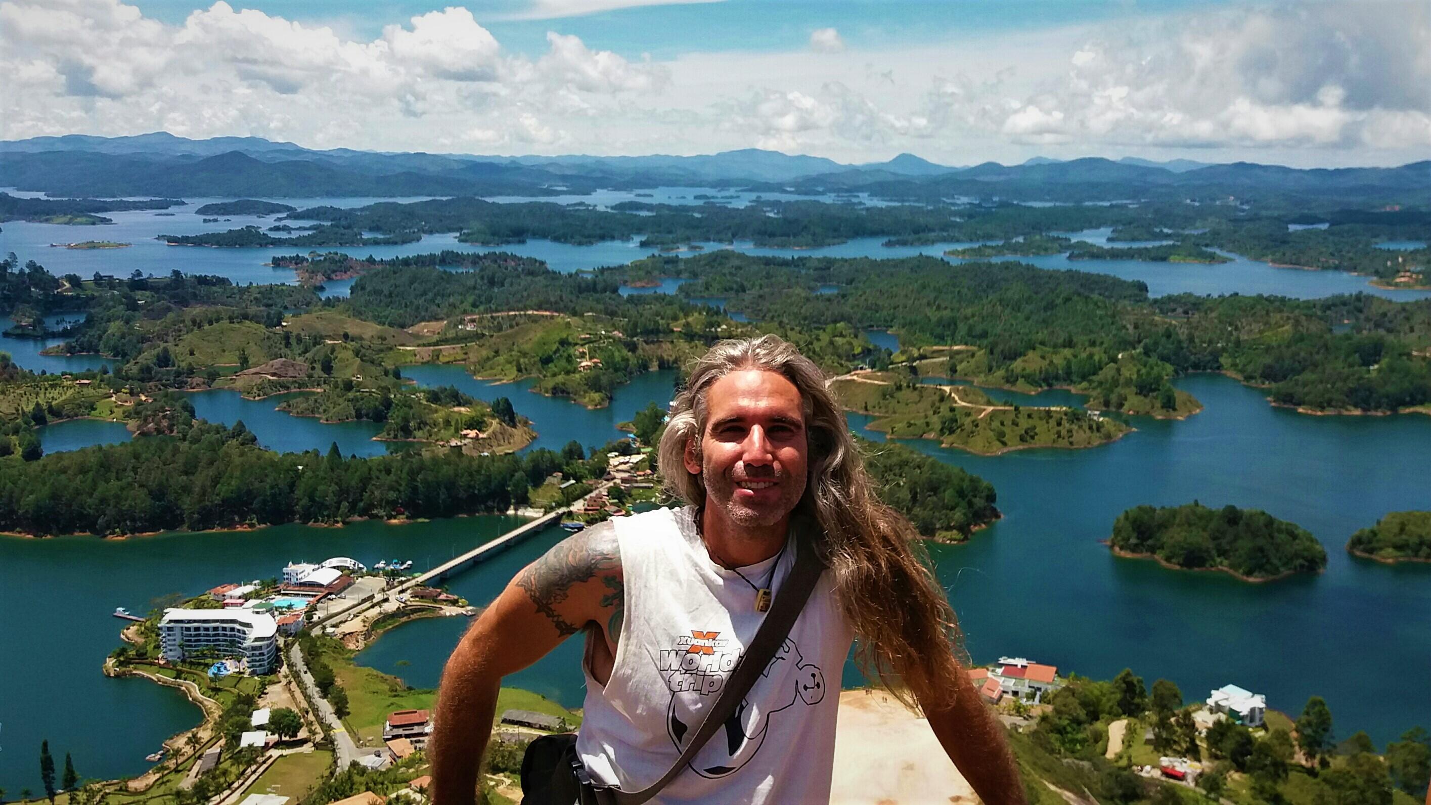 Guatapé – COLOMBIA (22 Agosto 2017)