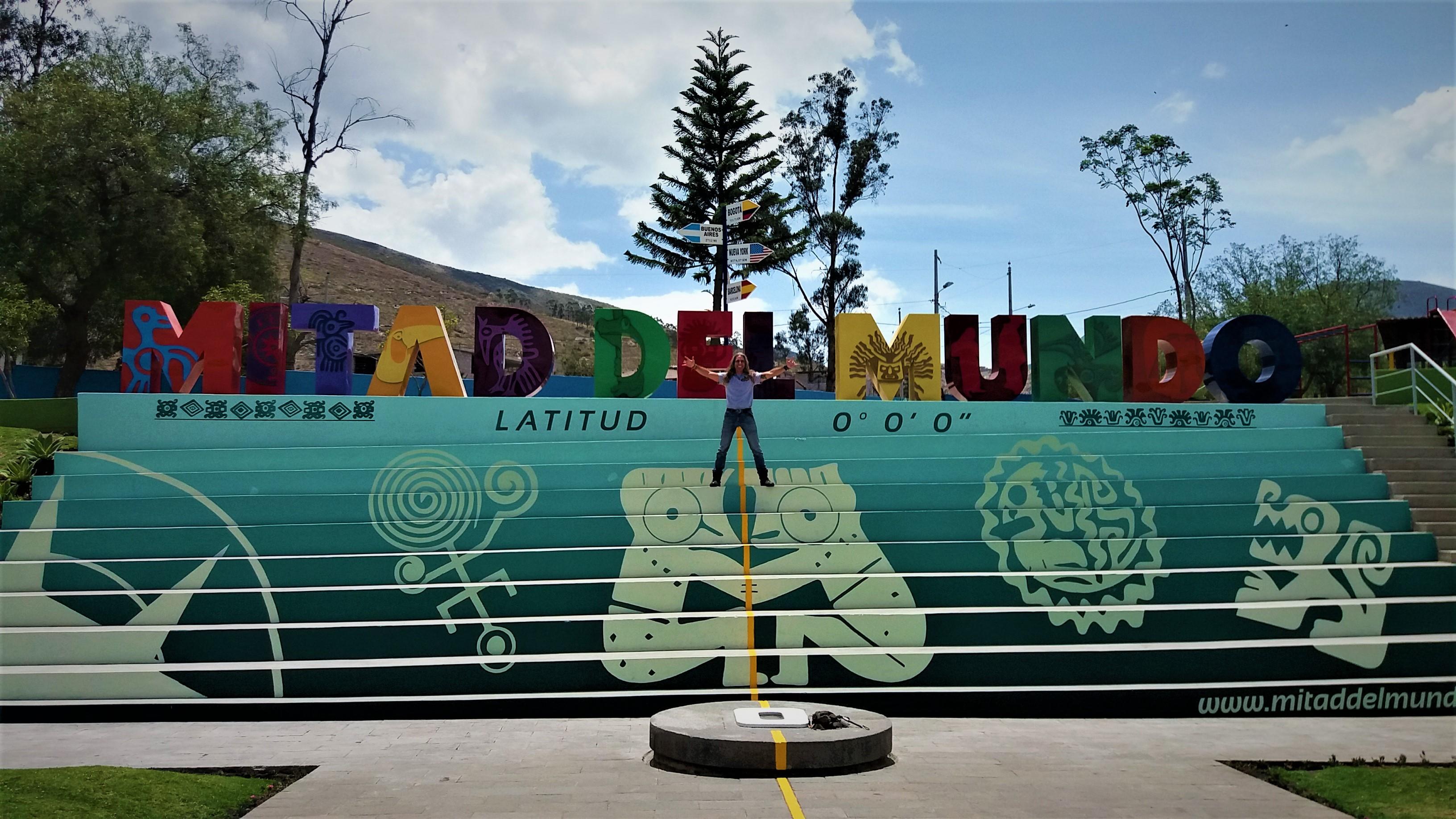 Quito, En La Posada De Frankcisco – ECUADOR (25 Sept 2017)