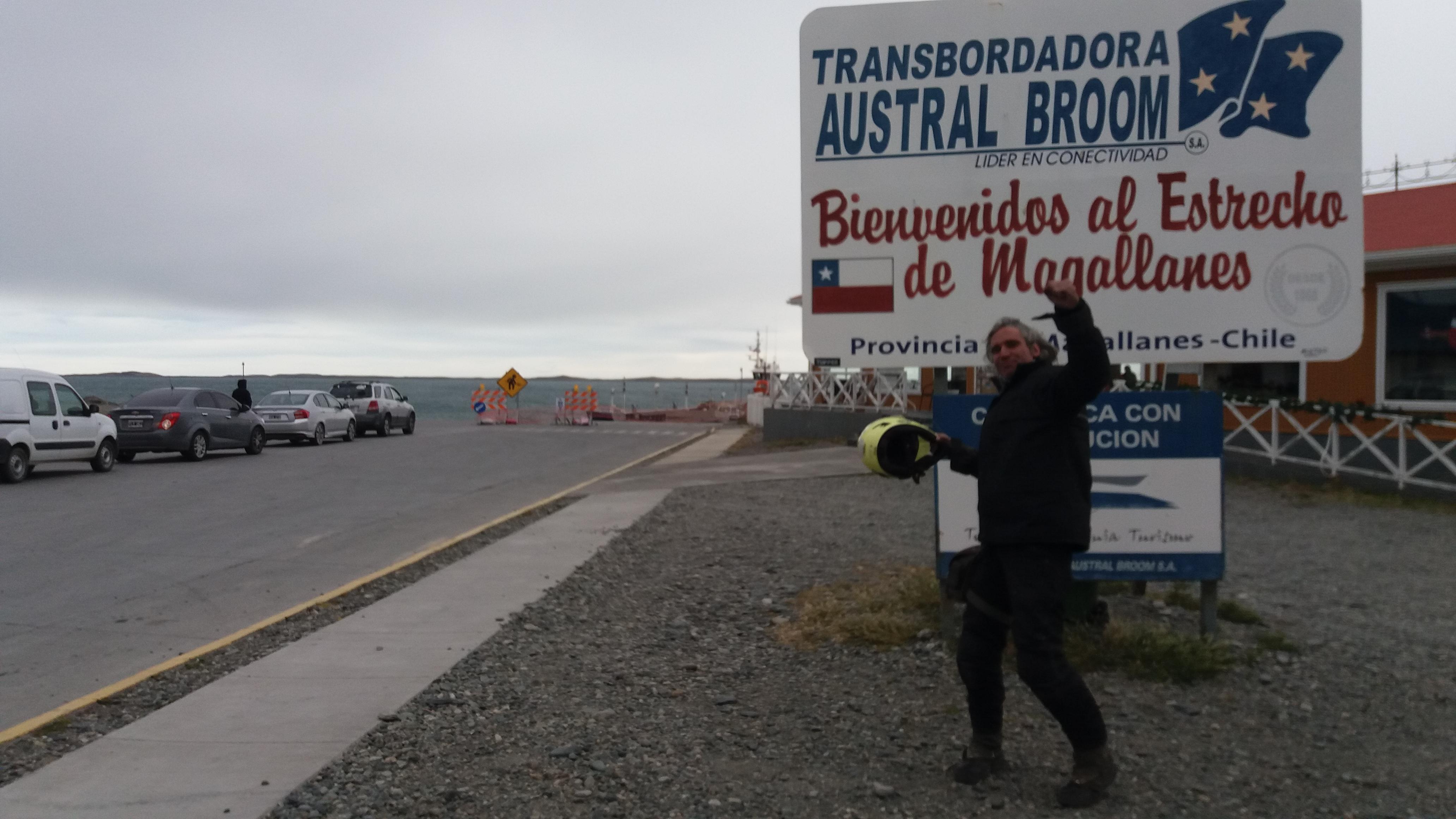 Tierra Del Fuego – ARGENTINA (23 Dic 2017)