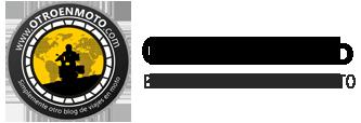 OtroEnMoto Logo Negro