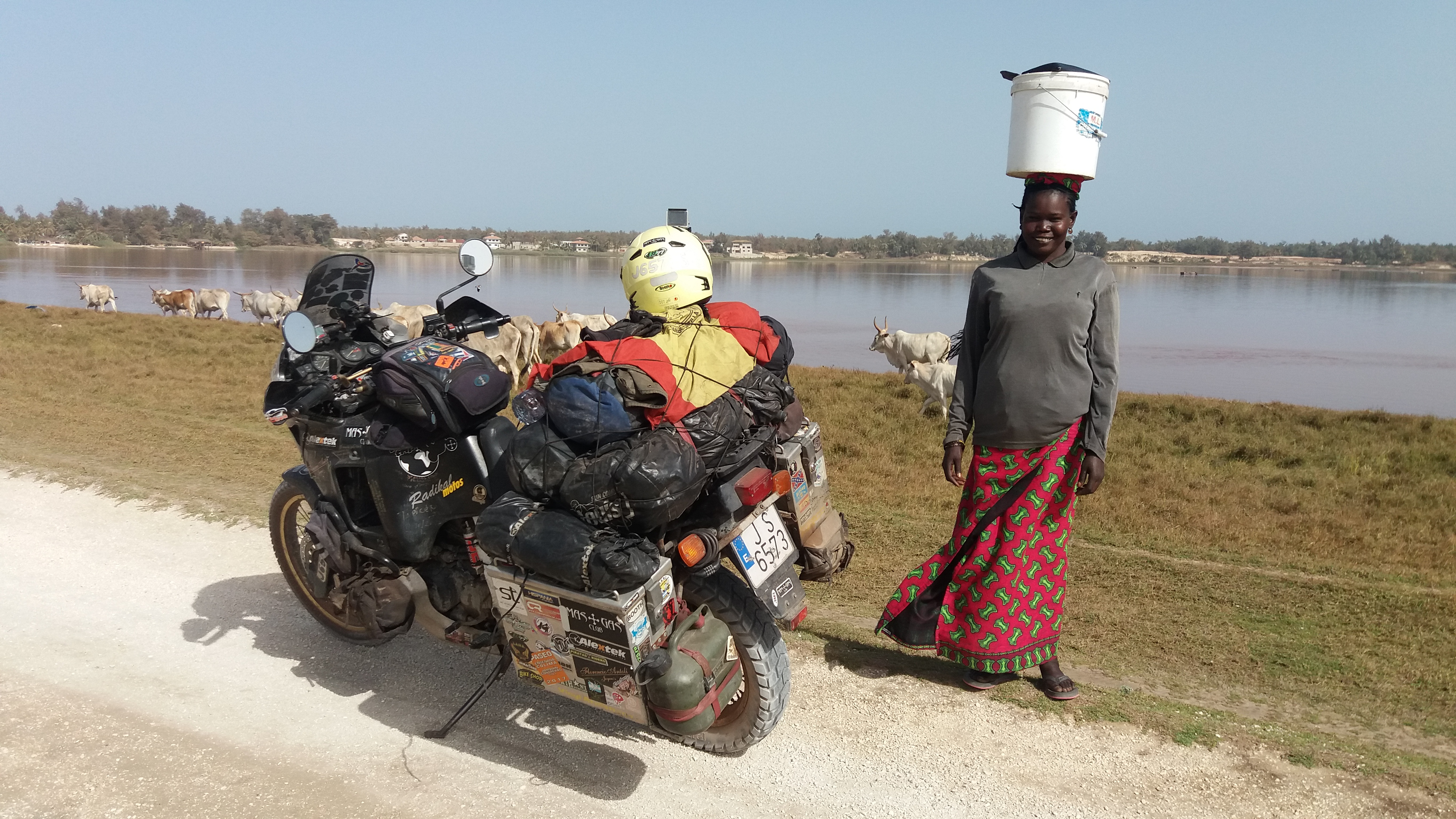 Lago Rosa – SENEGAL (12 Marzo 2018)